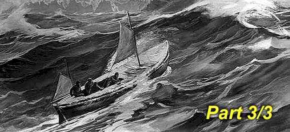 stephen cranes open boat The short story the open boat by stephen crane tells the tale of four men trying to survive the unforgiving ocean in a lifeboat after a shipwreck off the coast of.